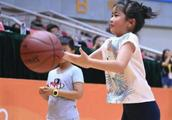 Out of control of height of Yao Ming's daughter, had arrived mom wind, netizen: It is difficult to